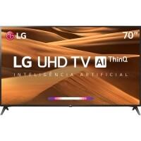 """Smart TV LCD 70"""" 4K LG 70UM7370PSA"""