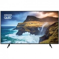 "Smart TV QLED 55"" 4K Samsung 55Q70 - QN55Q70RAGXZD"