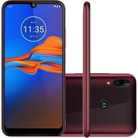 Smartphone Motorola Moto E6 Plus 64GB 4GB