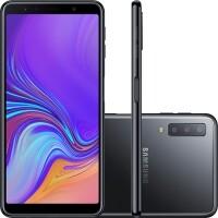 Smartphone Samsung Galaxy A7 128GB 4GB